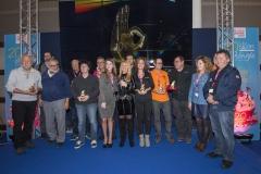 Remises des Prix - Salon de la Plongée 2018